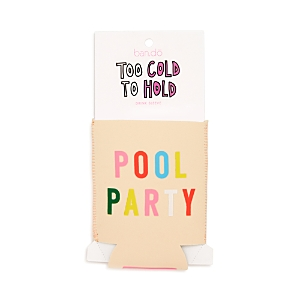 ban. do Too Cold to Hold Drink Sleeve, Pool Party