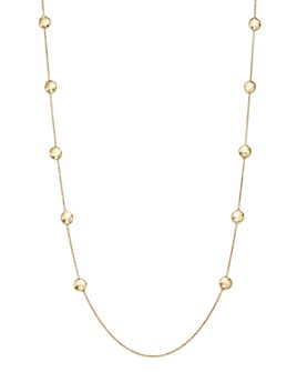 IPPOLITA - 18K Gold Glamazon® Pinball Long Station Necklace, 38""