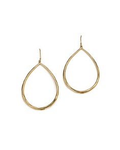IPPOLITA - Ippolita 18K Yellow Gold Glamazon Faceted Large Teardrop Earrings