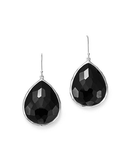 IPPOLITA - Ippolita Rock Candy® Teardrop Earrings in Black Onyx