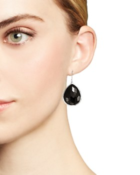 IPPOLITA - Ippolita Rock Candy® Teardrop Earrings in Black Onyx