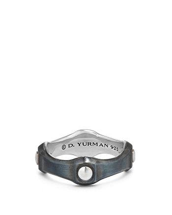 David Yurman - Anvil Band Ring, 8mm
