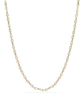 David Yurman - Continuance Necklace in 18K Gold