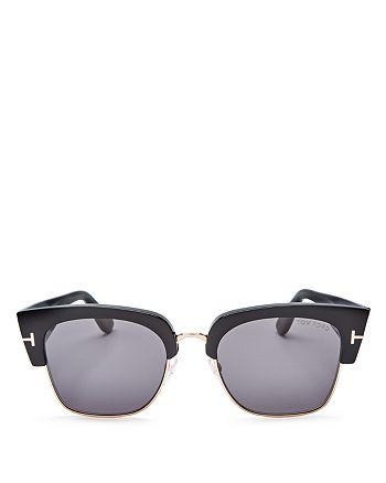 Tom Ford - Women's Dakota Mirrored Square Sunglasses, 54mm