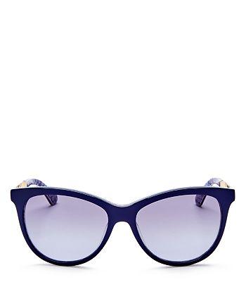ed83d72e51 kate spade new york - Women s Jizelle Cat Eye Sunglasses
