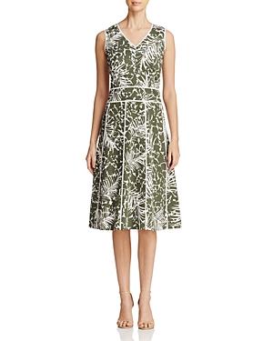 Lafayette 148 New York Emlia Printed Dress