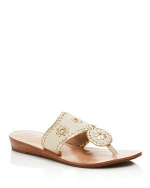 Jack Rogers Thong Sandals - Capri
