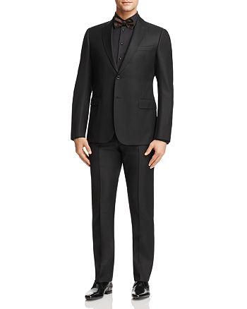 Armani - Virgin Wool Slim Fit Suit