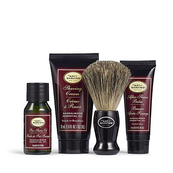 The Art of Shaving - 4 Elements Starter Kit: Sandalwood