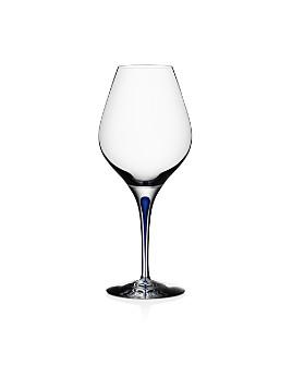 Orrefors - Intermezzo Blue Aroma Red Wine Glass