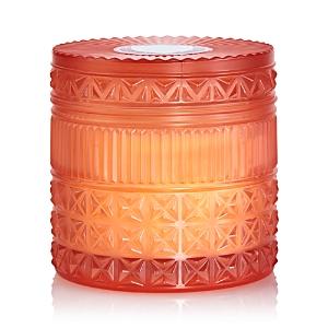 Capri Blue Pomegranate Citrus Muse Faceted Candle Jar