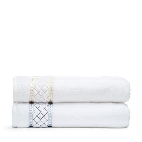 Peter Reed - Large Diamonds Towel Collection - 100% Exclusive
