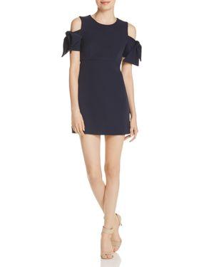 Milly Bow Sleeve Mod Dress