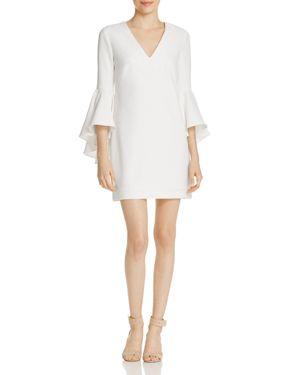 Milly Bell-Sleeve Nicole Dress