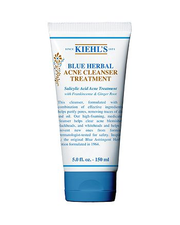 Kiehl's Since 1851 - Blue Herbal Acne Cleanser Treatment 5 oz.
