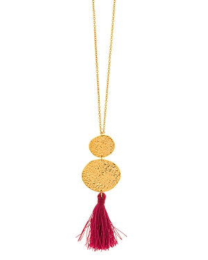Gorjana Phoenix Pendant Necklace, 30
