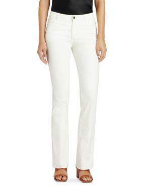 Lafayette 148 New York Thompson Bootcut Jeans