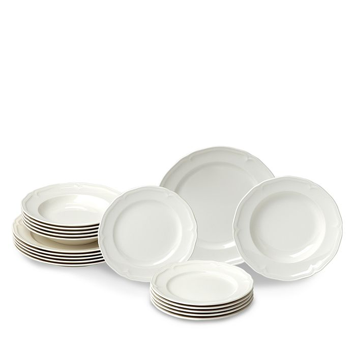 Villeroy & Boch - Manoir 18-Piece Dinnerware Set