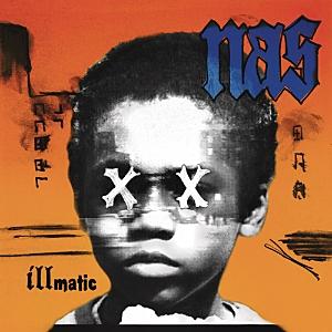 Baker & Taylor Nas, Illmatic Xx Vinyl Record