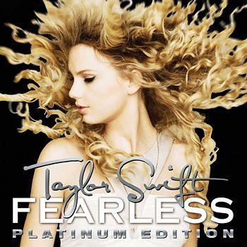 Baker & Taylor - Taylor Swift, Fearless Vinyl Record