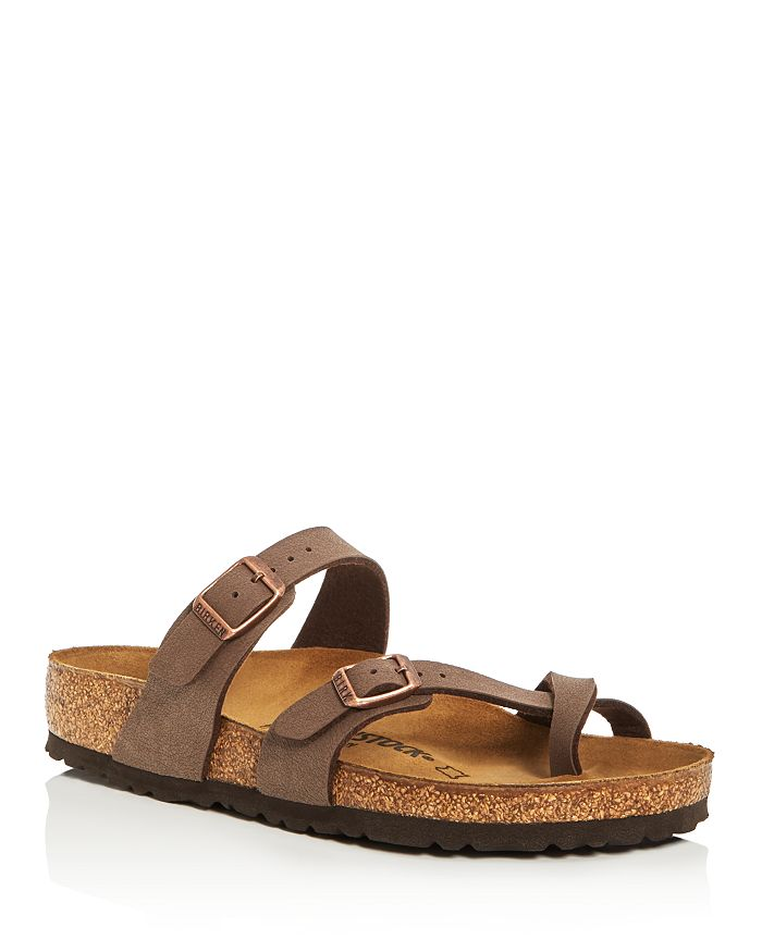 Birkenstock - Women's Mayari Buckled Slide Sandals