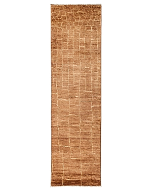 Solo Rugs Moroccan Runner Rug, 2'9 x 9'8