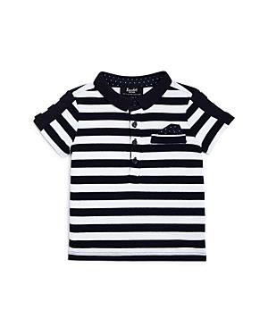 Bardot Junior Boys Striped Polo Shirt  Baby