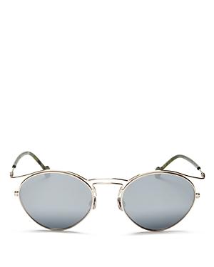 Dior Women\\\'s Mirrored Round Sunglasses, 53mm-Jewelry & Accessories