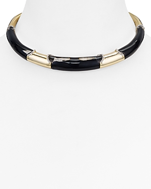 Alexis Bittar Lucite Collar Necklace