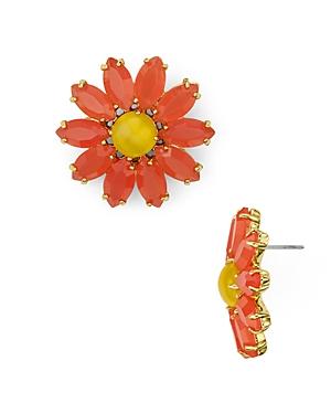 kate spade new york Floral Stud Earrings