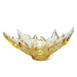 Lalique Champs Elysees Bowl Gold