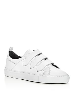 Uri Minkoff Ambroeus Velcro Strap Sneakers