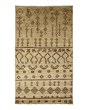Moroccan Collection Oriental Rug, 4'10 x 8'1