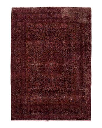 "Bloomingdale's - Vintage Collection Oriental Area Rug, 8'0"" x 11'3"""