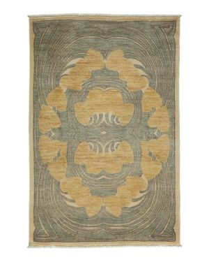 Shalimar Collection Oriental Rug, 4'1 x 6'1