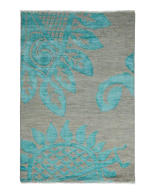 "Bloomingdale's - Shalimar Collection Oriental Rug, 4'2"" x 6'"