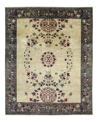 """Eclectic Collection Oriental Area Rug, 6'1"""" x 11'8"""""""