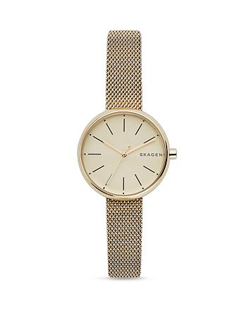 Skagen - Signature Mesh Bracelet Watch, 30mm