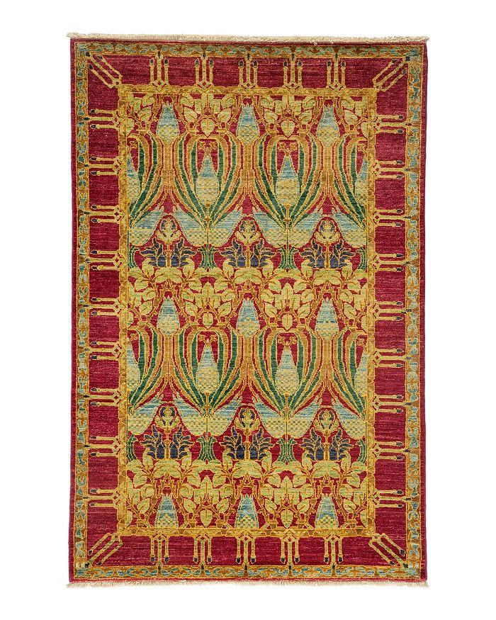 Bloomingdale's - Morris Collection Oriental Rug, 4' x 6'