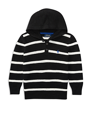Ralph Lauren Childrenswear Boys' Striped Sweater - Little Kid