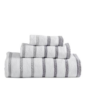 DKNY - Parsons Stripe Washcloth