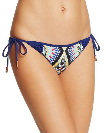 Red Carter - Tie Side Cali Bikini Bottom