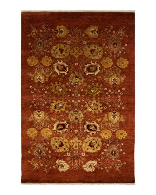 """Valley Collection Oriental Rug, 8'1"""" x 10'3"""""""