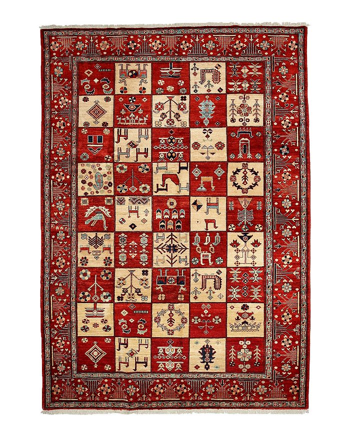 """Bloomingdale's - Adina Collection Rug, 6'10"""" x 9'10"""", One of a Kind"""