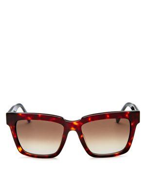 Mcm Square Sunglasses, 54mm