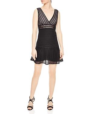 Sandro Paola Lace Dress