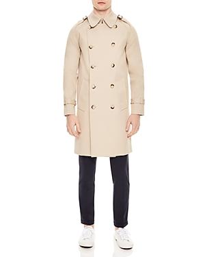 Sandro Century Coat