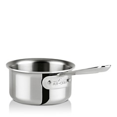 All-Clad Stainless Steel .5 Quart Butter Warmer - Bloomingdale's_0
