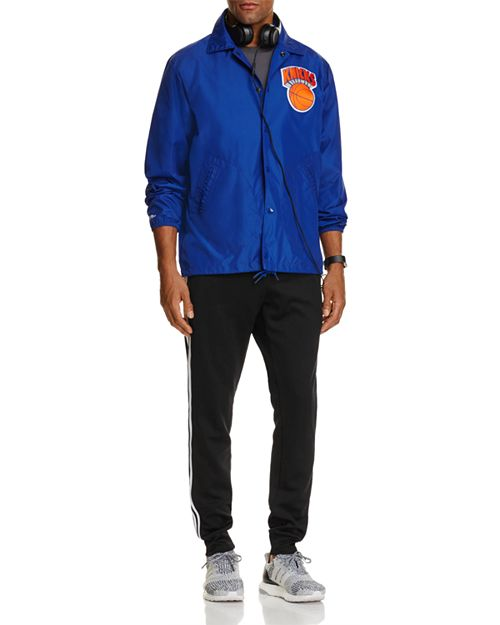 MITCHELL & NESS - Knicks Jacket & Tee - 100% Exclusive, Adidas Sneakers & More