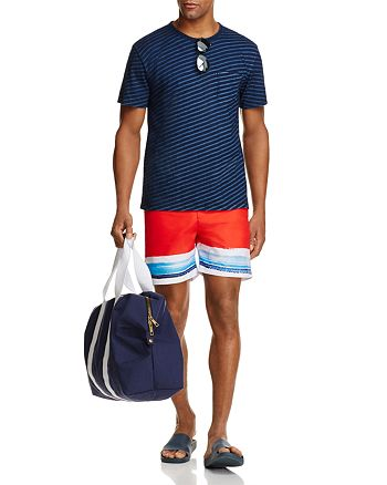 rag & bone - Tee, Orlebar Brown Swim Trunks & More